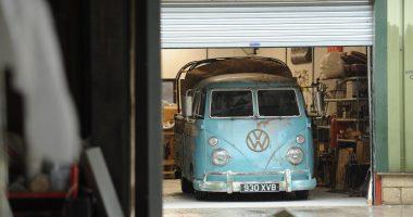 VW Transporter Upholstery