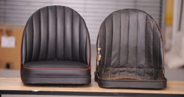 Classic & Vintage Car Upholstery
